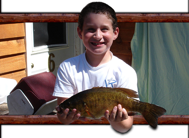 Ontario smallmouth bass fishing for Fish weight calculator