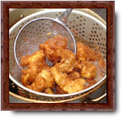 Deep Fried Walleye