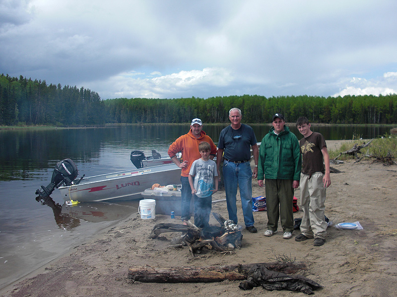 Lac seul family vacation resort for Lac seul fishing resorts