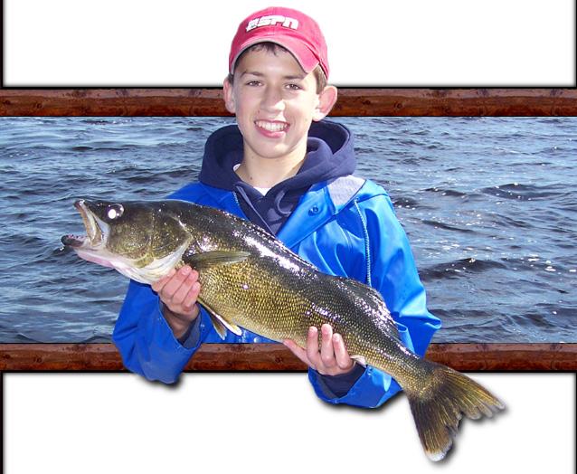 Ontario walleye fishing for Lac seul fishing